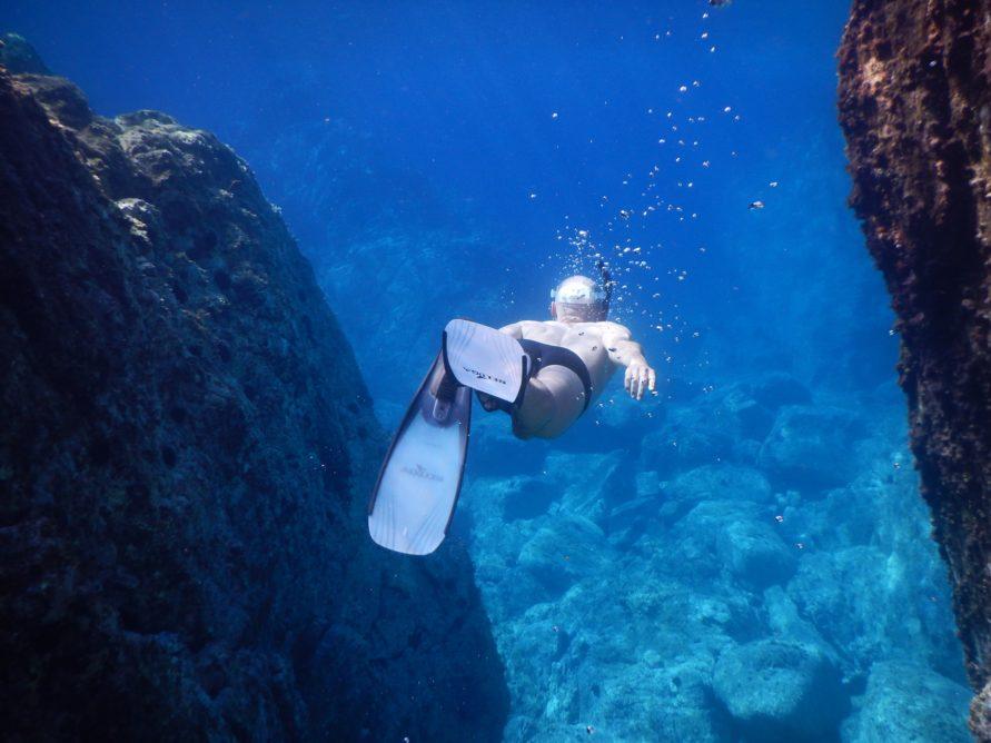 deportes acuáticos en Mojácar