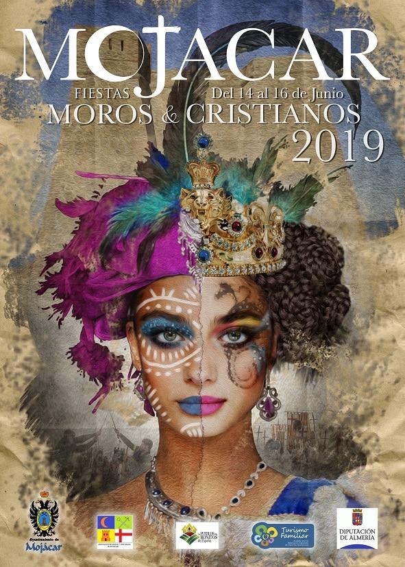Moros y Cristianos Mojácar 2019